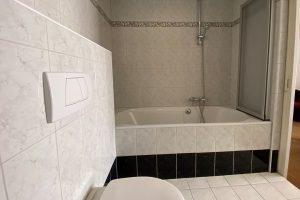 Kamer 17 't Witte Hoes badkamer