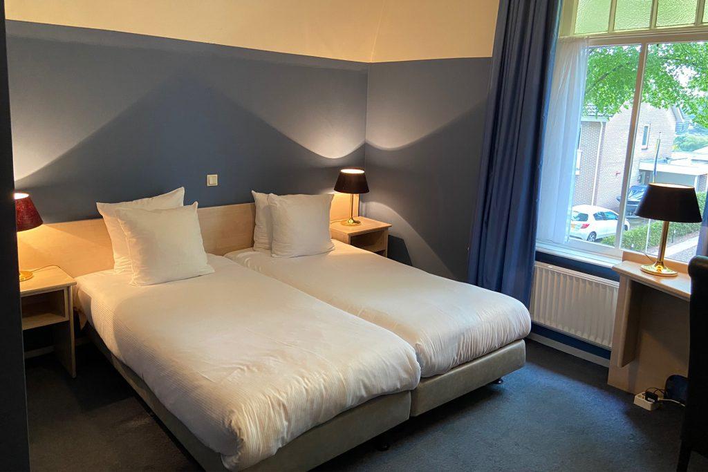 Witte Hoes Kamer 13 type standaard