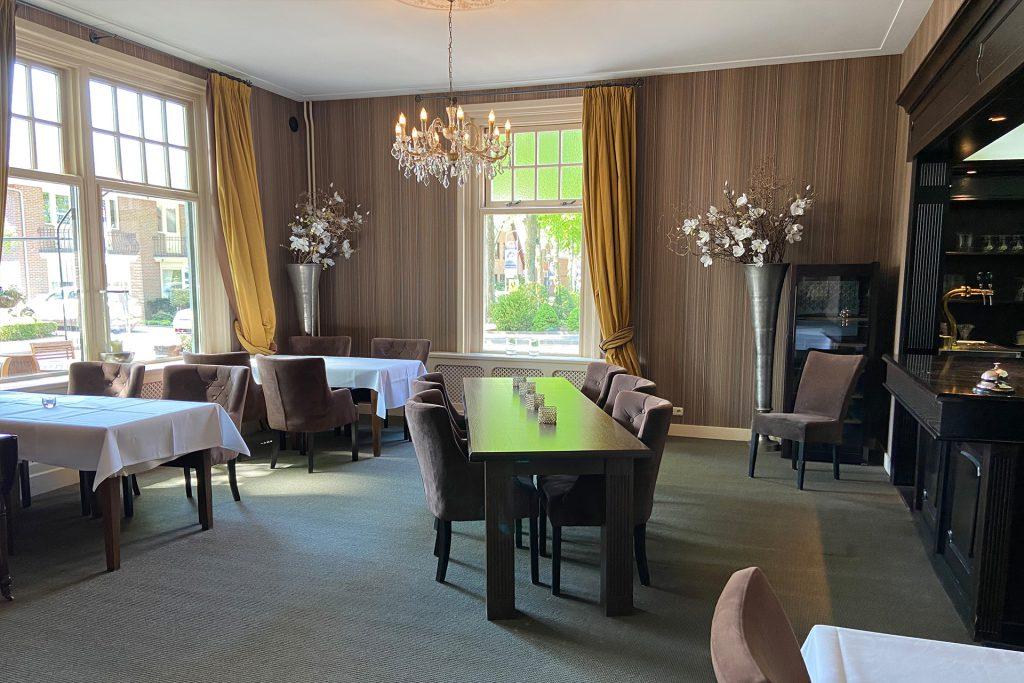 Witte Hoes Voorhuis restaurant
